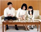 Bí quyết dạy con ngoan của các bà mẹ Nhật