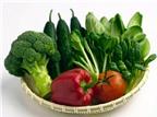 Mẹo chế biến rau ngon, không mất dinh dưỡng