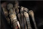 Cách ướp xác kỳ bí trong hang động ở Philippines