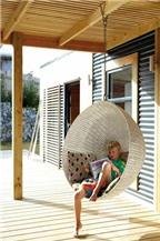 Những chiếc ghế treo giúp bạn thư giãn