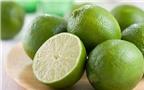 Những lợi ích tuyệt vời từ trái chanh