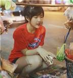 3 thiếu nữ Việt bỗng nổi tiếng từ… vỉa hè
