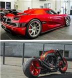 Ngắm siêu xe 'anh em sinh đôi' với Koenigsegg Agera R