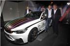 Bản đặc biệt BMW M4 DTM Champion Edition mừng chiến thắng
