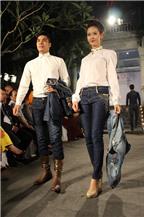 Độc đáo thời trang Việt, phong cách hoàng gia Ý