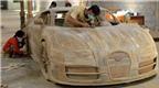 Siêu xe Bugatti Veyron trị giá 3.300 USD