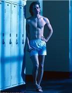 Brad Pitt lộ ảnh bụng 6 múi trước khi nổi tiếng