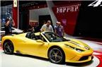 Siêu xe Ferrari 458 Speciale Aperta 'lộ nguyên hình'