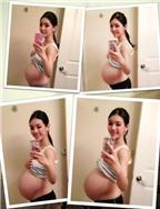Cách lấy lại vòng eo 59cm sau sinh của mẹ Singapore