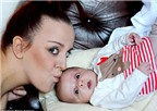 Thêm một bà mẹ đau đẻ vẫn không biết có bầu