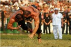 Độc đáo lễ hội đấu vật dầu ô liu Kirkpinar