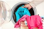 4 sai lầm thường gặp khi giặt quần áo bằng máy