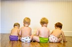 Dùng tã giấy sai cách có thể khiến trẻ bị nhiễm trùng tiết niệu