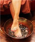 Làm sao để sở hữu đôi chân mịn màng quyến rũ?