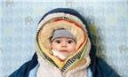 Làm gì để trẻ không ốm trong cái lạnh đầu mùa