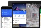 Google Maps cho iOS và Android thay đổi giao diện theo phong cách Material Design