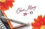 Ngày 20/11: Những bài thơ hay và ý nghĩa tặng thầy cô