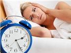 Thói quen ngủ bộc lộ sức khỏe của bạn