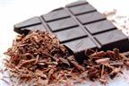 Ăn socola có lợi cho hoạt động nhận thức của não