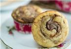 Cách làm món bánh muffin chuối mềm xốp, thơm ngon ăn sáng