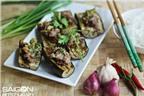 Ngon cơm với cà tím nhồi thịt nướng