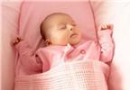 Cách hay giữ ấm cho bé khi ngủ mùa đông