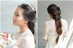 Kiểu tóc cưới dành cho tân lang, tân nương