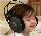 Rèn trí thông minh cho bé bằng âm nhạc