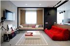 Học cách trang trí thông minh cho căn hộ 56m2