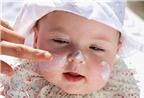 5 loại kem dưỡng ẩm giữ da bé luôn mềm mịn ngày đông