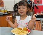 6 cách giúp trẻ nói không với đồ ăn nhanh
