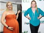 'Cô phù thủy Sabrina' bật mí cách giảm 18 kg sau sinh