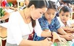 Con em Việt kiều Campuchia quyết tâm học tốt