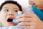 Triệu chứng hen suyễn ở trẻ nhỏ cha mẹ cần biết