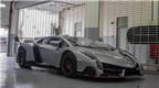 Siêu xe cực hiếm Lamborghini Veneno xuất hiện tại Malaysia