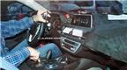Sedan hạng sang BMW 7-Series lộ nội thất
