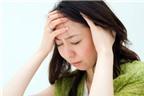 Đau nhức đầu do viêm xoang vào mùa lạnh