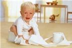 Mẹ đau đầu chọn sữa khi trẻ bị táo bón