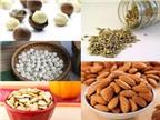 Top 10 loại hạt mẹ ăn, con thông minh