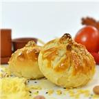 Cách làm bánh bao nướng thơm ngon cho ngày đông lạnh giá
