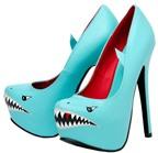 Giày cao gót với những thiết kế độc đáo