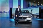 """Ngạc nhiên với BMW 5-Series phiên bản """"ngốn"""" xăng như xe máy"""