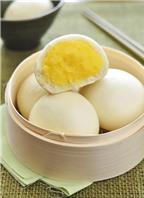 Cách làm bánh bao trứng sữa mới lạ và hấp dẫn