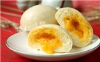 Cách làm bánh bao trứng muối thơm ngon lạ miệng