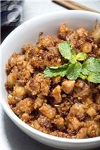 Món ngon dễ làm: Thịt kho mắm ruốc đưa cơm ngày lạnh