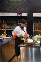 Bảo vệ món ăn, thí sinh 'bật' lại giám khảo Alain Nguyễn