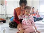 Những đứa trẻ từng ngày chống chọi bệnh máu