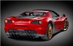 Ferrari Sergio: Siêu xe mui trần giá ngất ngưởng