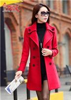 Những mẫu áo khoác tuyệt đẹp dành cho quý cô