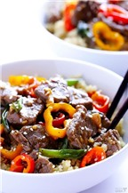 15 món ăn từ thịt bò ngon chảy nước miếng